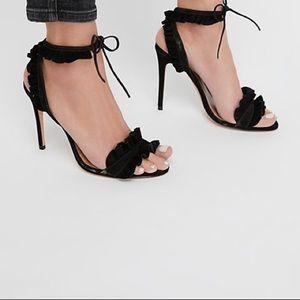 Schutz Irem Lace-Up Sandal 6.5